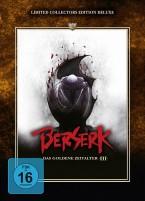 Berserk - Das goldene Zeitalter III - Limited Collector's Edition Deluxe (DVD)