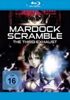 Mardock Scramble - The Third Exhaust (Blu-ray)