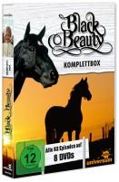 Black Beauty - Komplettbox / Folge 01-52 / 2. Auflage (DVD)