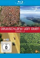 Terra X - Deutschland von oben - Staffel 1-3 (Blu-ray)