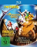 Die Luc Besson Paris-Box (Blu-ray)
