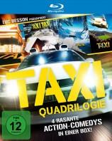 Taxi Qu4drilogie (Blu-ray)