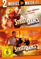 StreetDance & StreetDance 2 (DVD)