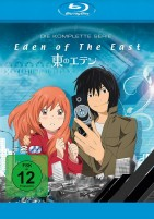Eden of the East - Die komplette Serie / Amaray (Blu-ray)
