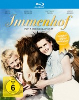 Immenhof - Die 5 Originalfilme / Remastered (Blu-ray)
