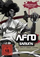Afro Samurai - The Complete Murder Sessions / Director's Cut (DVD)