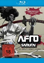 Afro Samurai - The Complete Murder Sessions / Director's Cut (Blu-ray)