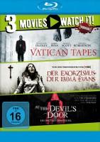 The Vatican Tapes & Der Exorzismus der Emma Evans & At the Devil's Door (Blu-ray)