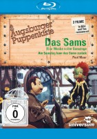 Das Sams - Augsburger Puppenkiste / Remastered (Blu-ray)