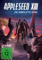 Appleseed XIII - Die komplette Serie (DVD)