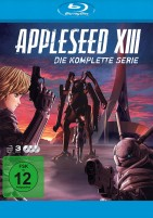 Appleseed XIII - Die komplette Serie (Blu-ray)