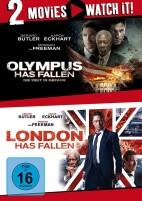 Olympus Has Fallen & London Has Fallen (DVD)