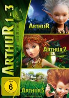 Arthur und die Minimoys 1-3 - 2. Auflage (DVD)