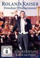 Roland Kaiser & Dresdner Philharmonie - Grenzenlos: Kaiser im Palast (DVD)