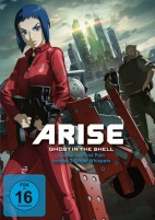 Ghost in the Shell Arise - Border 1 & 2 (DVD)
