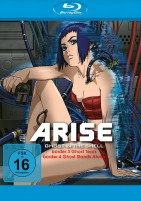 Ghost in the Shell Arise - Border 3 & 4 (Blu-ray)