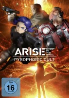 Ghost in the Shell Arise - Pyrophoric Cult (DVD)