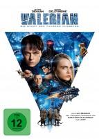 Valerian - Die Stadt der tausend Planeten (DVD)