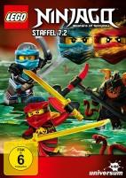 LEGO Ninjago: Masters of Spinjitzu - Staffel 7.2 (DVD)