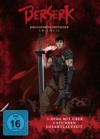 Berserk - Das goldene Zeitalter - Trilogie (DVD)