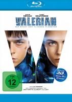 Valerian - Die Stadt der tausend Planeten - Blu-ray 3D + 2D (Blu-ray)