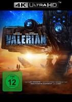 Valerian - Die Stadt der tausend Planeten - 4K Ultra HD Blu-ray + Blu-ray (4K Ultra HD)