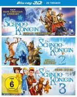 Die Schneekönigin 1-3 - Blu-ray 3D + 2D (Blu-ray)