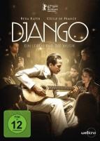 Django - Ein Leben für die Musik (DVD)