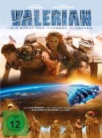 Valerian - Die Stadt der tausend Planeten - 4K Ultra HD Blu-ray + Blu-ray / Mediabook / Cover B (4K Ultra HD)