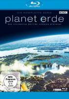 Planet Erde - Die komplette Serie / Neuauflage (Blu-ray)