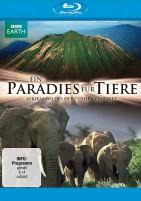 Ein Paradies für Tiere - Afrikas wildes Herz (Blu-ray)