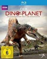 Der Dino-Planet - Die faszinierende Welt der Dinosaurier (Blu-ray)