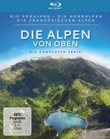 Die Alpen von oben - Die komplette Serie (Blu-ray)