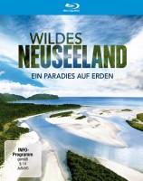 Wildes Neuseeland - Ein Paradies auf Erden (Blu-ray)
