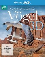 Die fantastische Reise der Vögel 3D - Blu-ray 3D (Blu-ray)