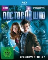 Doctor Who - Staffel 05 (Blu-ray)