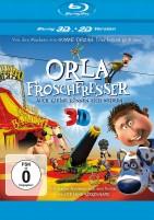 Orla Froschfresser - Auch Kleine können sich wehren - Blu-ray 3D + 2D (Blu-ray)