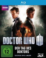Doctor Who - Der Tag des Doktors - Blu-ray 3D + 2D (Blu-ray)