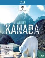 Wildes Kanada (Blu-ray)