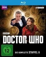 Doctor Who - Staffel 08 (Blu-ray)