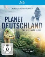 Planet Deutschland - 300 Millionen Jahre (Blu-ray)