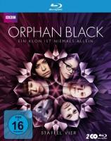 Orphan Black - Staffel 04 (Blu-ray)