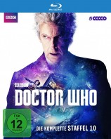 Doctor Who - Staffel 10 (Blu-ray)