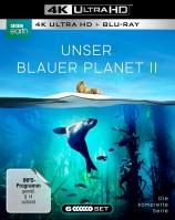 Unser blauer Planet II - Die komplette Serie / 4K Ultra HD Blu-ray + Blu-ray (4K Ultra HD)
