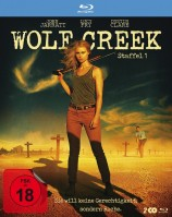Wolf Creek - Staffel 01 (Blu-ray)
