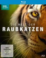 Die Welt der Raubkatzen - BBC Earth (Blu-ray)