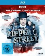 Ripper Street - Die komplette Serie (Blu-ray)