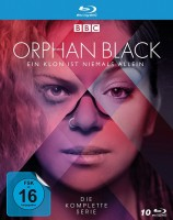 Orphan Black - Die komplette Serie (Blu-ray)