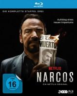 Narcos - Staffel 03 (Blu-ray)