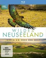 Wildes Neuseeland - Inseln am Ende der Welt (Blu-ray)